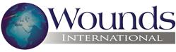 Wounds International logo